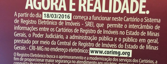 Cartório Sales - 2º Ofício de Registro de Imóveis is one of Dade : понравившиеся места.