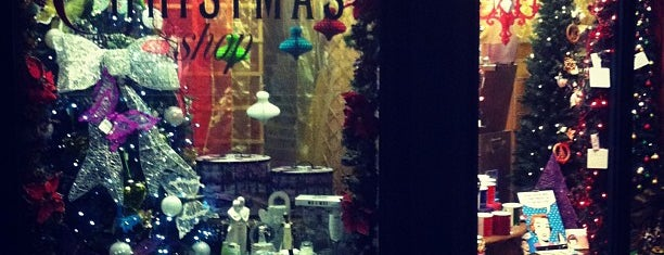 The Christmas Shop is one of LDN STORES.