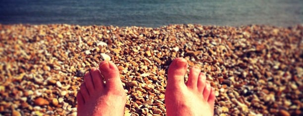 Hythe Beach is one of Went Before 4.0.