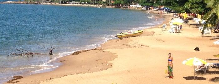 Praia da Concha is one of Ju : понравившиеся места.