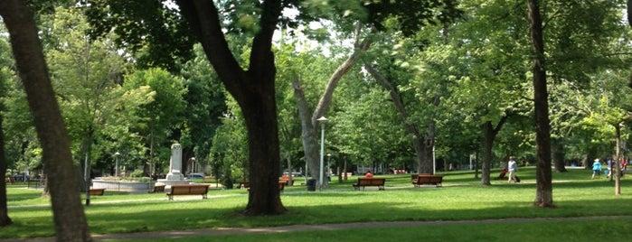 Park Notre-Dame-De-Grâce is one of Montreal.