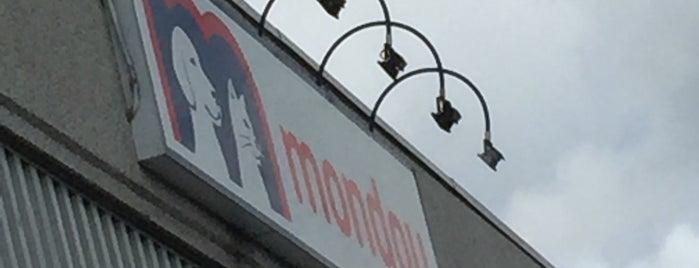 Mondou is one of Mondou.
