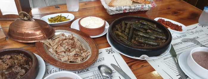 Mudurnu Aşiyan Restaurant is one of Bolu & Düzce.