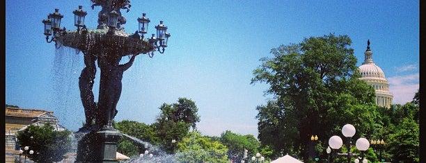 United States Botanic Garden is one of Trips / Washington, DC.