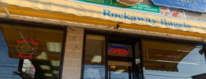 Rockaway Bagels is one of Domino's pizza 522 beach 20.
