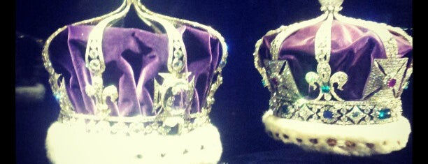The Crown Jewels is one of London Favorites.