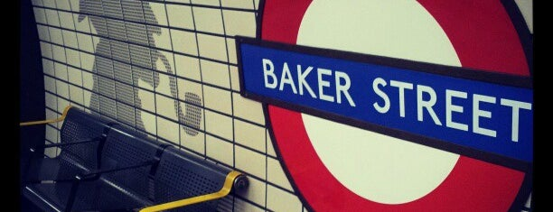 Baker Street is one of London.