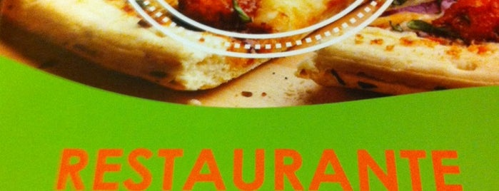 Barão Natural Restaurante e Pizzaria is one of #foco.