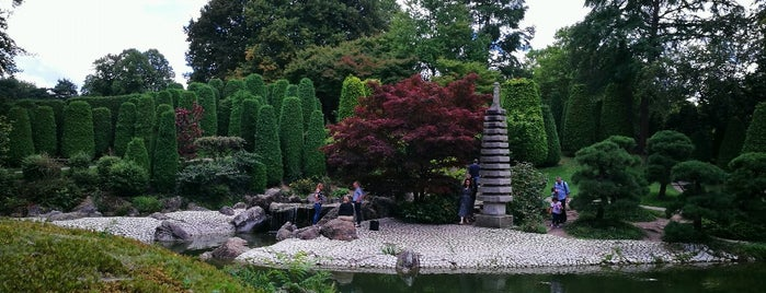 Japanischer Garten is one of Posti salvati di Arzu.