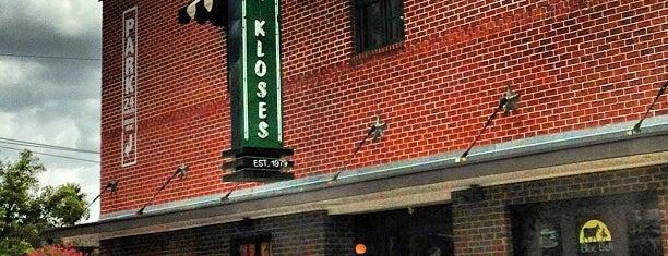 Katz's Deli & Bar is one of As long as you're in Houston....