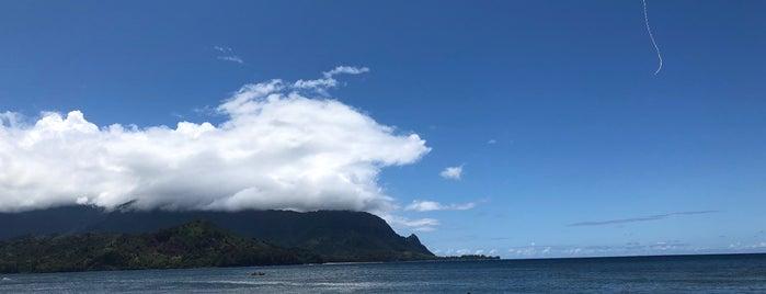 Nalu Kai is one of Kauai.