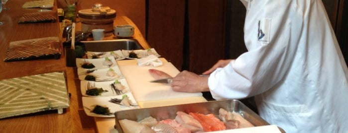 Ichimura at Brushstroke is one of 222 Broadway Lunch Spots.