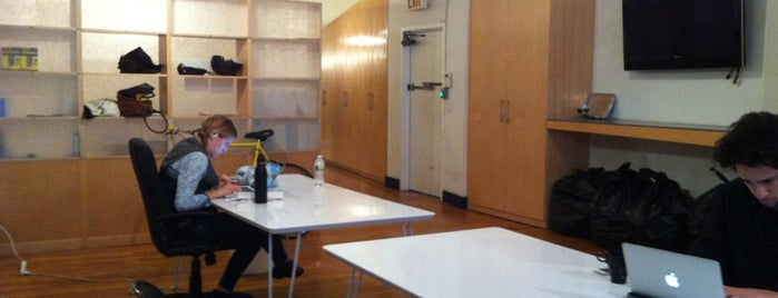 Projective Space is one of NYC Work Spaces & Tech Startups.