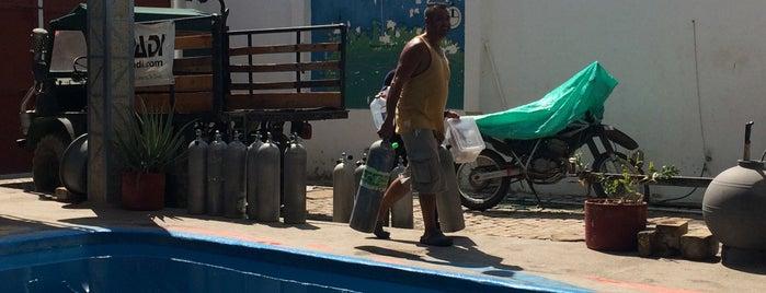 Poseidon Dive Center is one of Taganga.