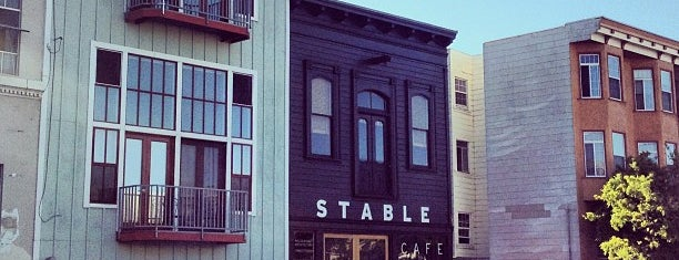 Stable Cafe is one of [To-do] San Francisco.
