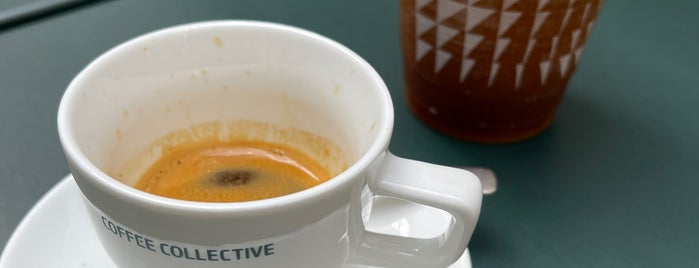 Coffee Collective is one of Coffee ☕️.