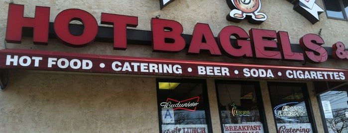 Tottenville Hot Bagels & Deli is one of Tottenville/Staten Island Top Spots.