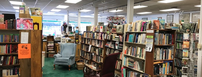 Hooked On Books is one of Denver Eats & Sights.