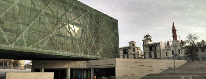 Museo de la Memoria y los Derechos Humanos is one of #SantiagoTrip.