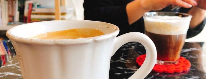 Chan Chan Coffee Roasters is one of Seoul - Coffee.