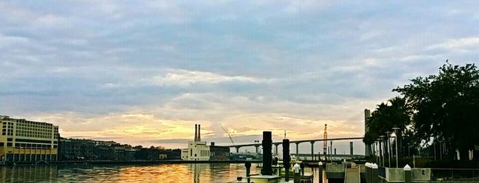 Savannah Belles Ferry is one of savannah.