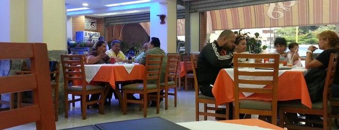 Restaurant El Gran Señor is one of Lieux qui ont plu à Evander.