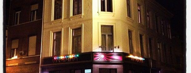 Café Mombasa is one of Antwerp.