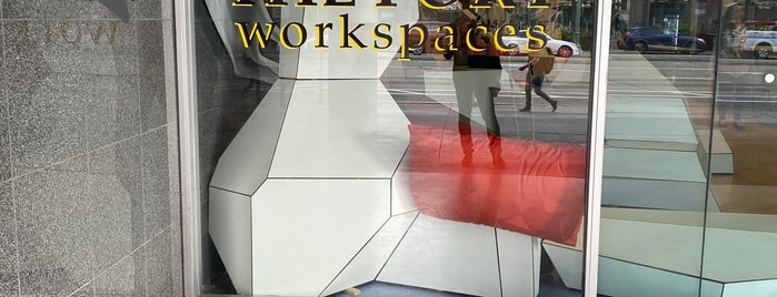 The Port Workspaces is one of to do.