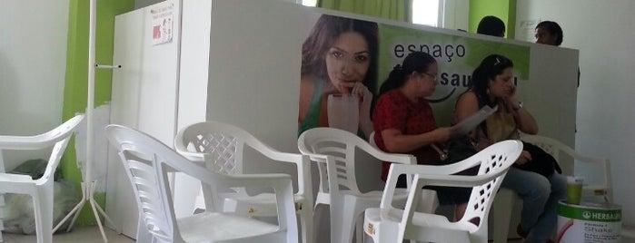 Espaço Vida Saudável is one of Comida.