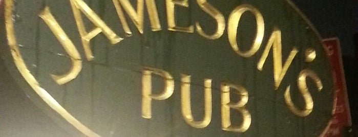 Jameson's is one of Recently Opened.