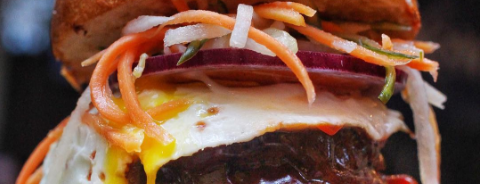 Jeepney Filipino Gastropub is one of NYC Brunch Spots.
