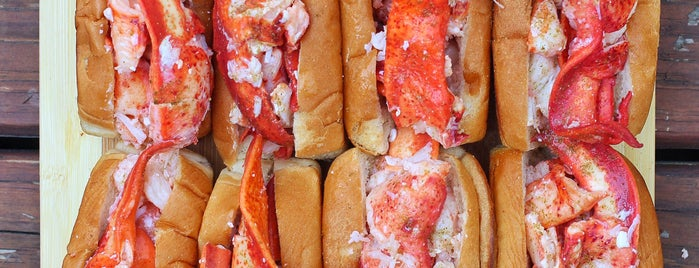 Luke's Lobster is one of The Indulgent Guide to Summer in NYC.