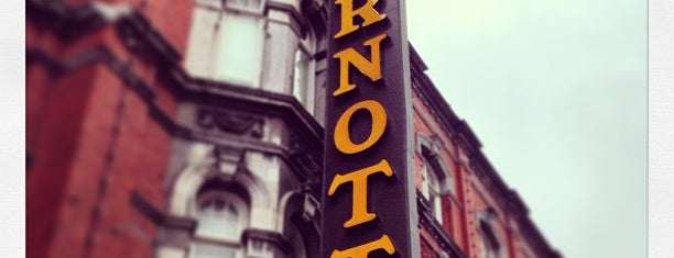 Arnotts is one of The Ultimate Guide to Dublin.