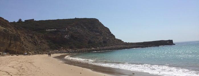 Praia Da Murração is one of Guía de Portugal.