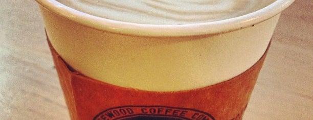 Ridgewood Coffee Company is one of Cafe Living.