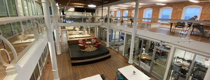 Impact Hub Salt Lake is one of Coworking.