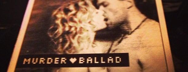 Murder Ballad At Union Square Theatre is one of Obras que me Encantaron en NY.