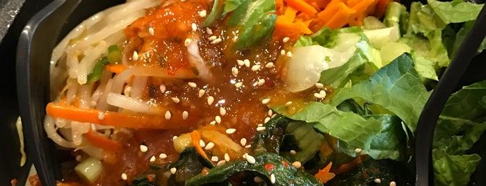 Zzaam! Fresh Korean Grill is one of Posti che sono piaciuti a Brittany.