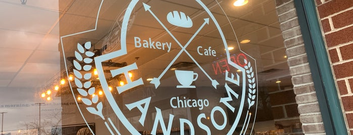 handsome bakery is one of Chicago.