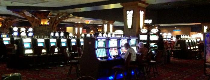 Prairie's Edge Casino Resort is one of Minnesota Casinos.