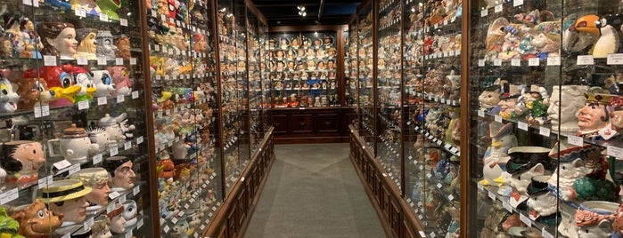 American Toby Jug Museum is one of Chicago Museum.