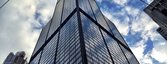 Willis Tower is one of Route 66 Roadtrip.