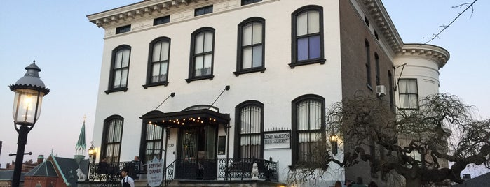 The Lemp Mansion is one of St. Louis.