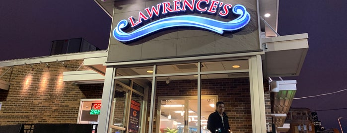 Lawrence's Fish & Shrimp is one of Chicago Part II.