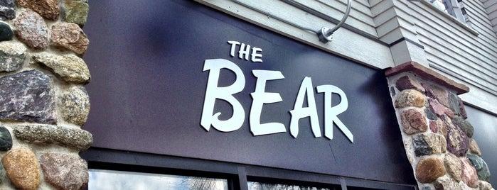 The Bear is one of สถานที่ที่ Nick ถูกใจ.