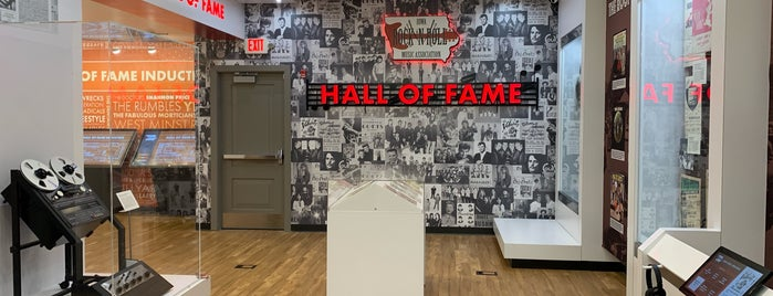 Iowa Rock N Roll Hall of Fame Museum is one of Best of Okoboji.