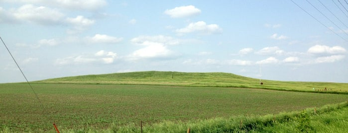 Ocheyedan Mound is one of Iowa.