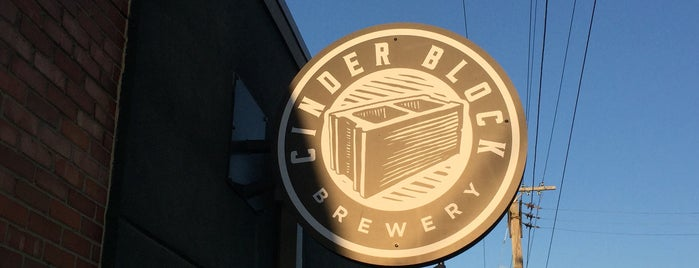 Cinder Block Brewery is one of Kansas City.