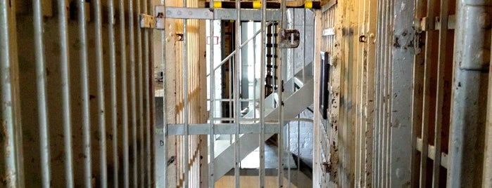 Squirrel Cage Jail is one of Paranormal Sights.