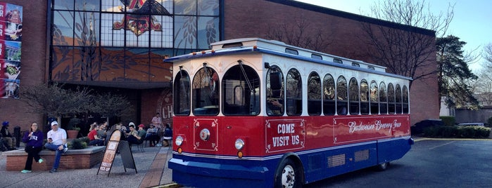 Anheuser-Busch Brewery Experiences is one of Route 66 Roadtrip.